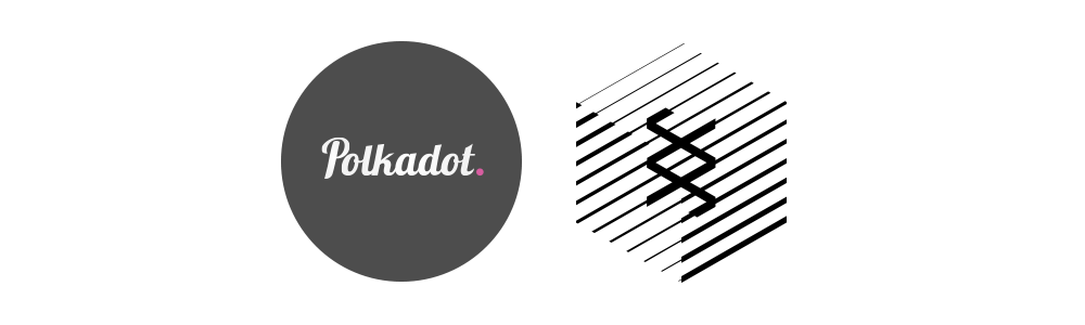 Polkadot and Substrate logos